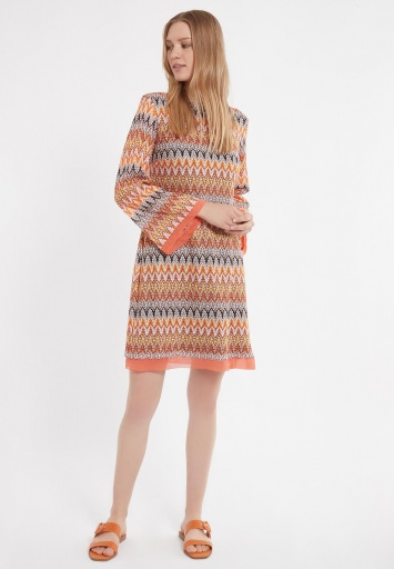 Ana Alcazar Long Sleeve Dress Zunny