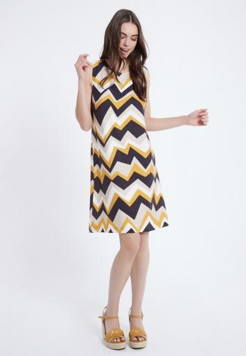 Ana Alcazar Sixties Dress Alyna