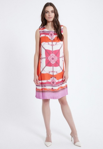 Ana Alcazar A-Shaped Dress Anny