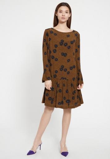 Volant Dress Bamma