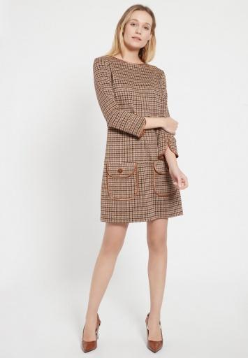 A-Shaped Dress Behle