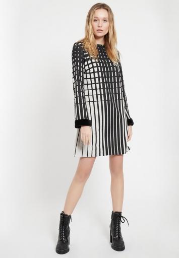 A-Linien-Kleid Bekra