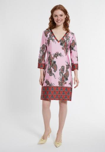 A-Shaped Dress Dimosea