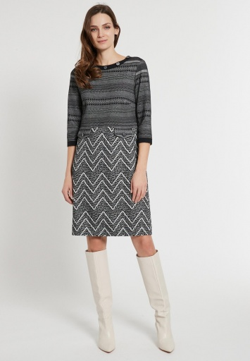 A-Shaped Dress Enora