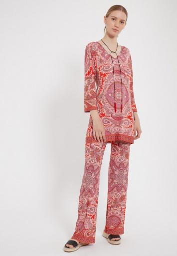 Ana Alcazar Long Shirt Zafa
