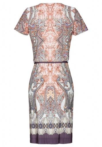 Ana Alcazar Wrap Dress Fahary