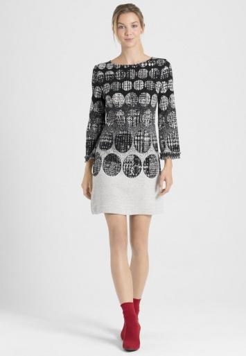 Ana Alcazar Deco Dress Petrena