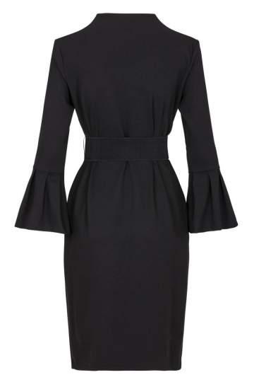 Rückansicht von Ana Alcazar Elegantes Kleid Kleo