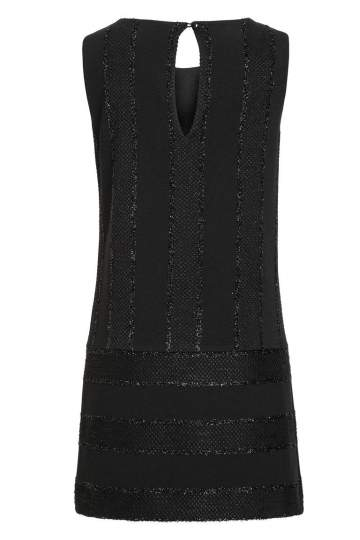 Rückansicht von Ana Alcazar A-Linien Kleid Lacias