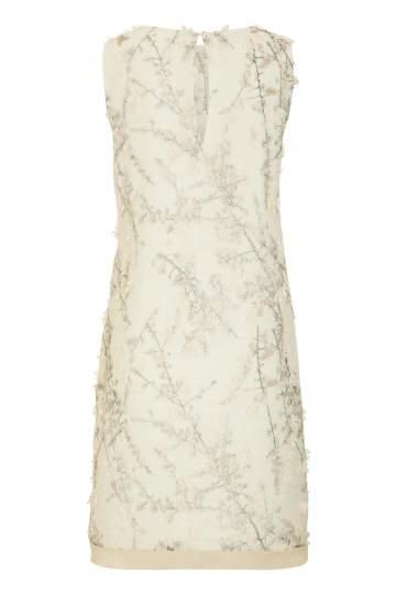 Rückansicht von Ana Alcazar A-Linien Kleid Maaikea