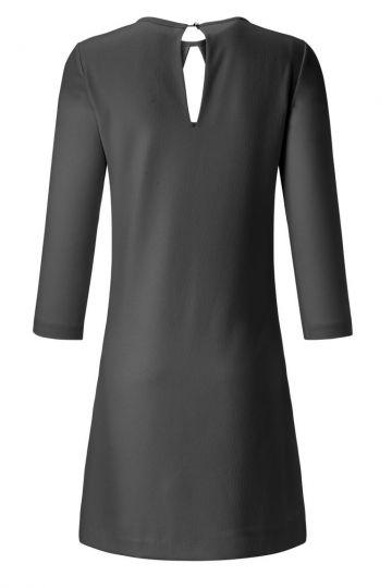 Rückansicht von ana alcazar Cut Out Kleid Ansophea Black
