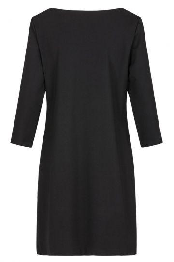 Rückansicht von Ana Alcazar A-Linien Kleid Keylis