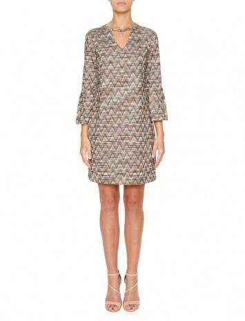Ana Alcazar A-Shaped Dress Kosimea