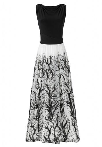 ana alcazar Black Label Maxi Sequin Dress No. 78