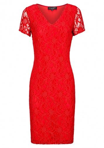 Ana Alcazar Lace Dress Evory