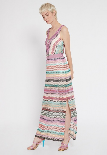 Ana Alcazar Maxi Dress Slasty