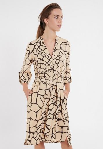 Ana Alcazar Blouse Dress Zabon
