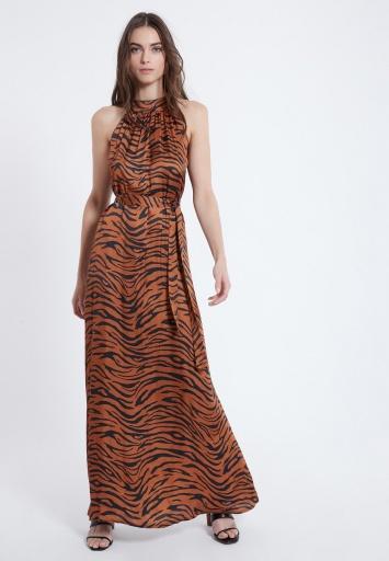 Ana Alcazar Maxi Dress Zeton