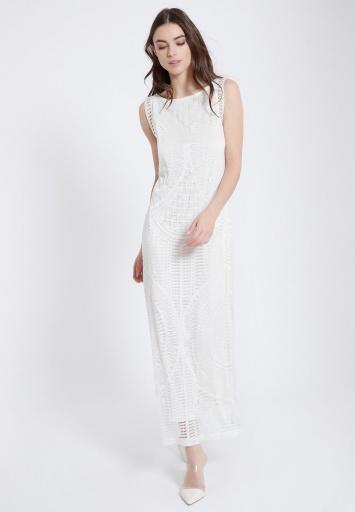 Ana Alazar Maxi Dress Agna