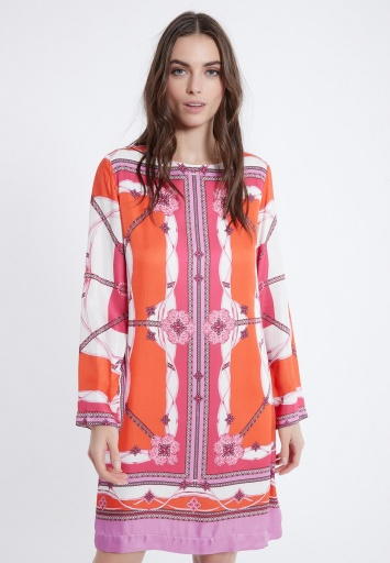 Ana Alcazar Tunic Dress Anosa