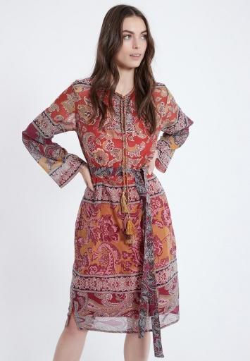 Ana Alcazar Tunic Dress Apra