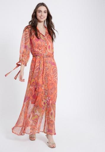 Ana Alcazar Maxi Dress Asiba