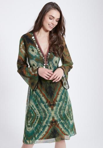 Ana Alcazar Tunic dress Asmer