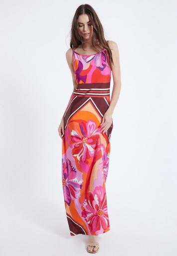 Ana Alcazar Maxi Dress Aury