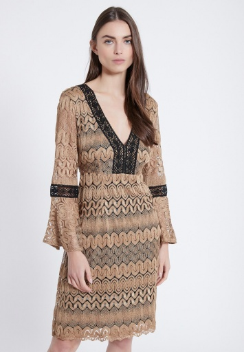 Ana Alcazar Empire Dress Awase