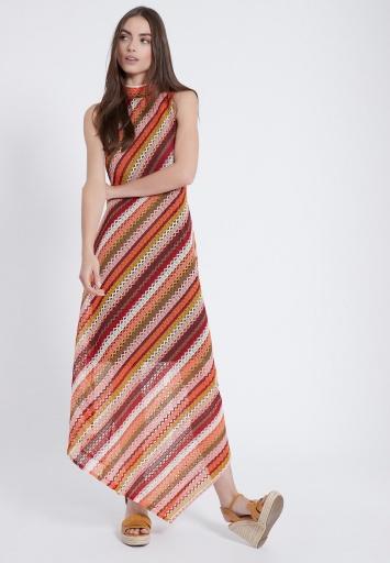 Ana Alcazar Maxi Dress Azyne