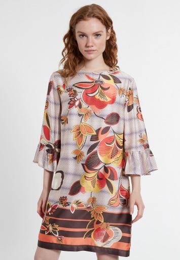 A-Shaped Dress Deloria