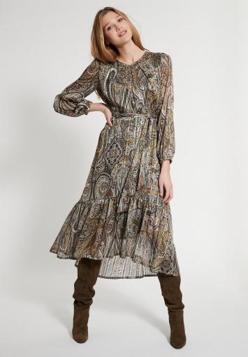 Flounce Dress Effy