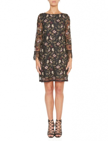 Ana Alcazar Lace Tunic Dress Kerolia