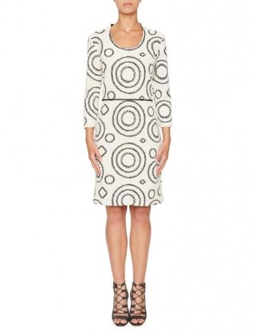 Ana Alcazar Empire Dress Karmiles Light