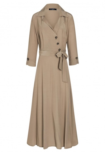Ana Alcazar Wrap Dress Akina