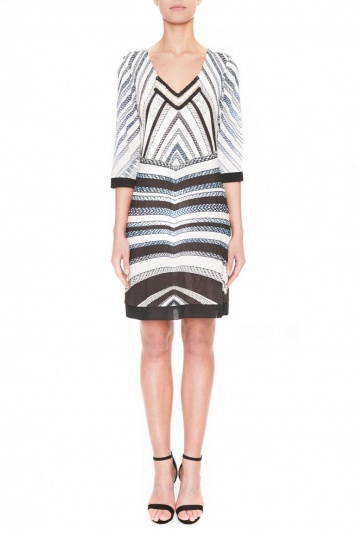 Ana Alcazar Graphic Dress Gluesty