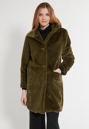 Fake Fur Coat Enobys