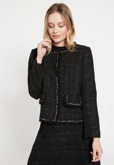 Tweed Jacket Baffy