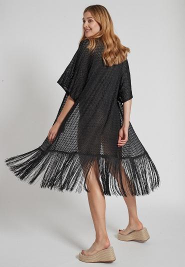 Knitted Kimono Feyona