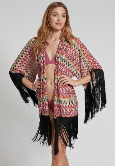 Fringed Kimono Feyra