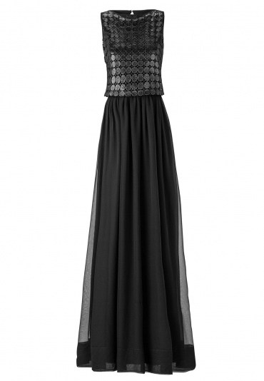 ana alcazar Black Label Maxikleid No. 68