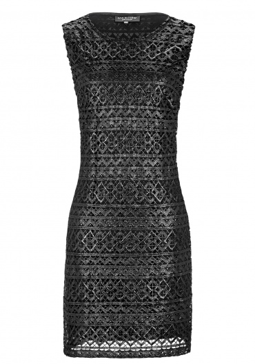 Ana Alcazar Lace Dress Emolia