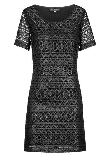 Ana Alcazar Lace Tunic Dress Emoly