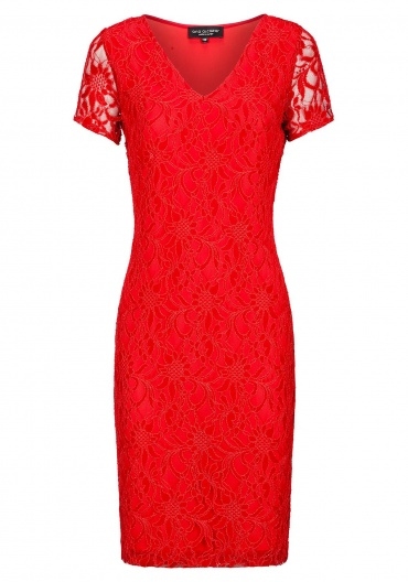 Ana Alcazar Lace Dress Evory