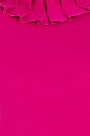 Ana Alcazar Volant Dress Opali Pink