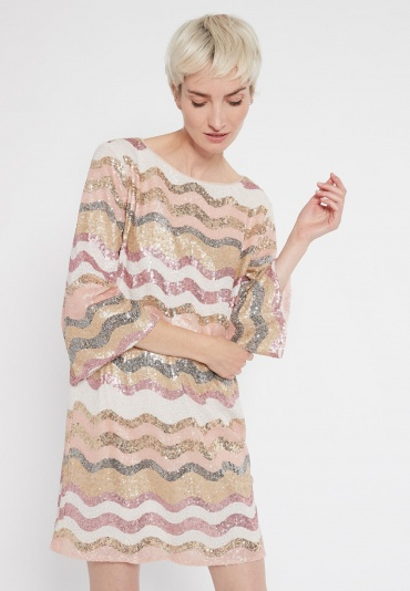 Ana Alcazar Oversize Dress Sabylea