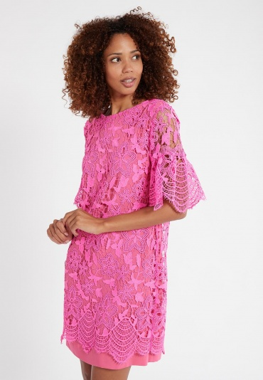 Ana Alcazar Shortsleeve Dress Sagile