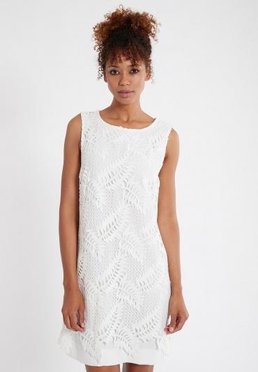 Ana Alcazar Sleeveless Dress Sajos