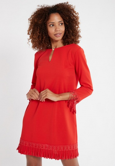 Ana Alcazar Tunic Dress Sawala