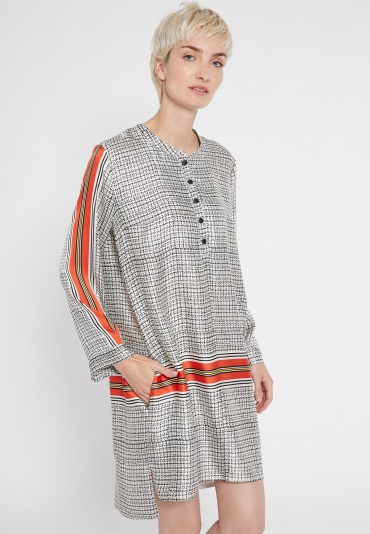 Ana Alcazar Blouse Dress Seciose
